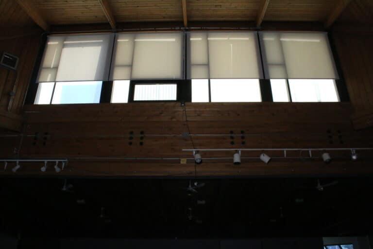 clerestory windows blinds