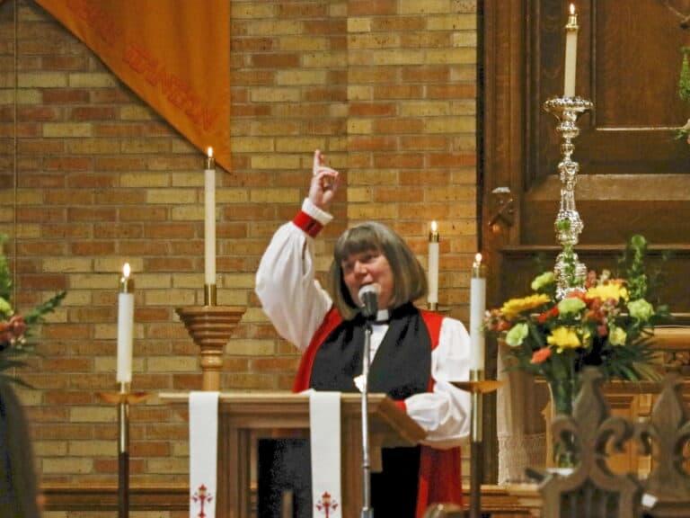 bishop jane farewell service